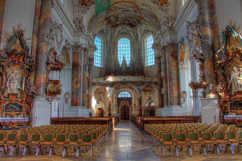 Basilika Ottobeuren 2
