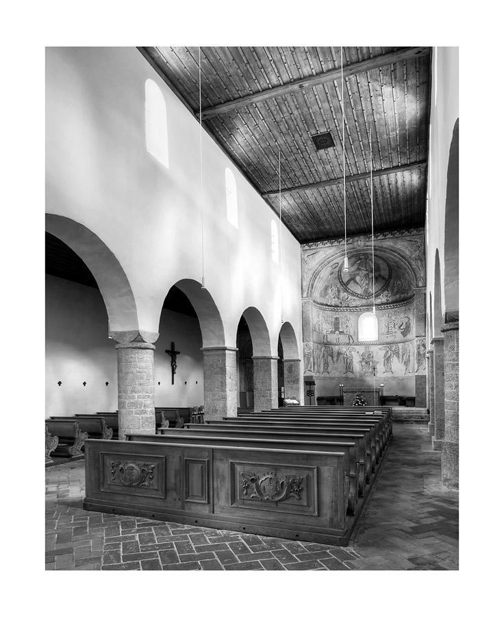 Basilika Peter und Paul auf dem Petersberg in Erdweg