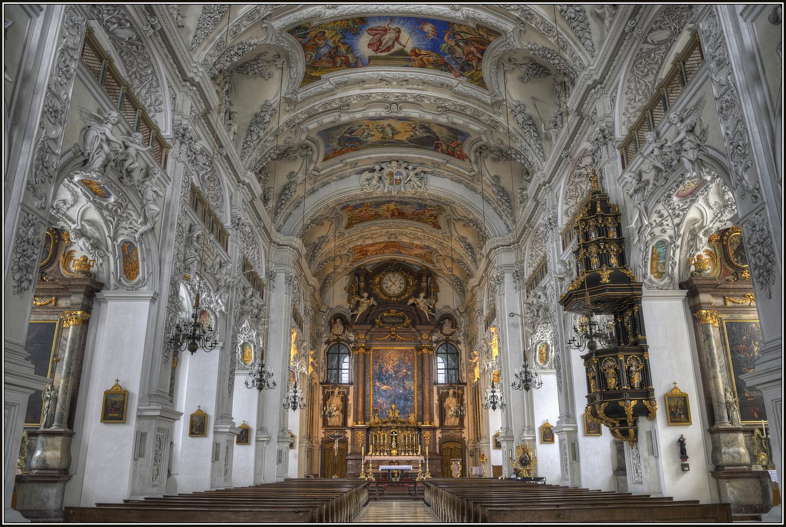 Basilika St. Benedikt