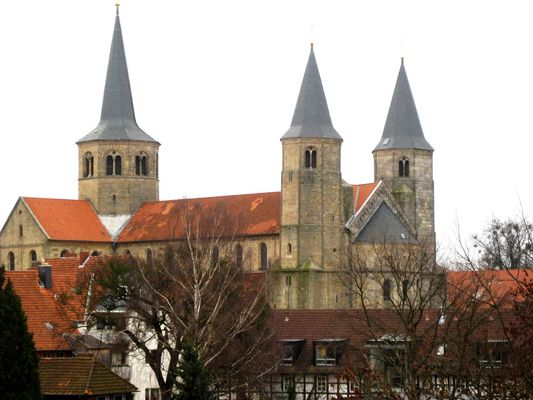 Basilika St. Godehard Hildesheim