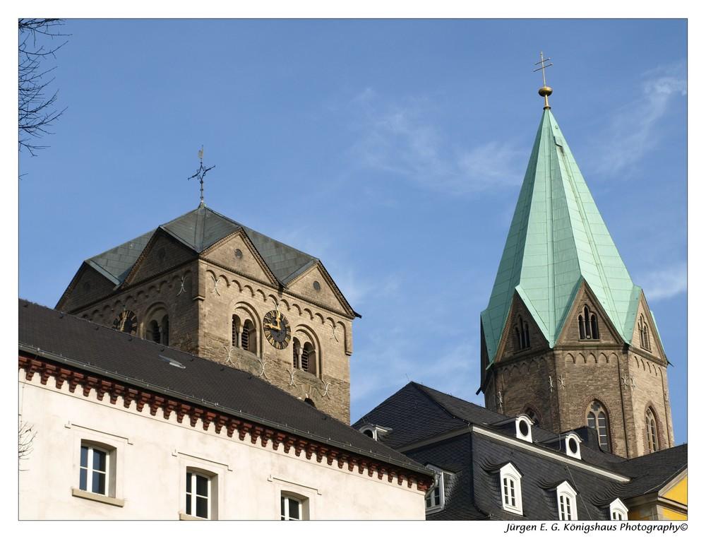 Basilika St. Lugerus Essen - Werden