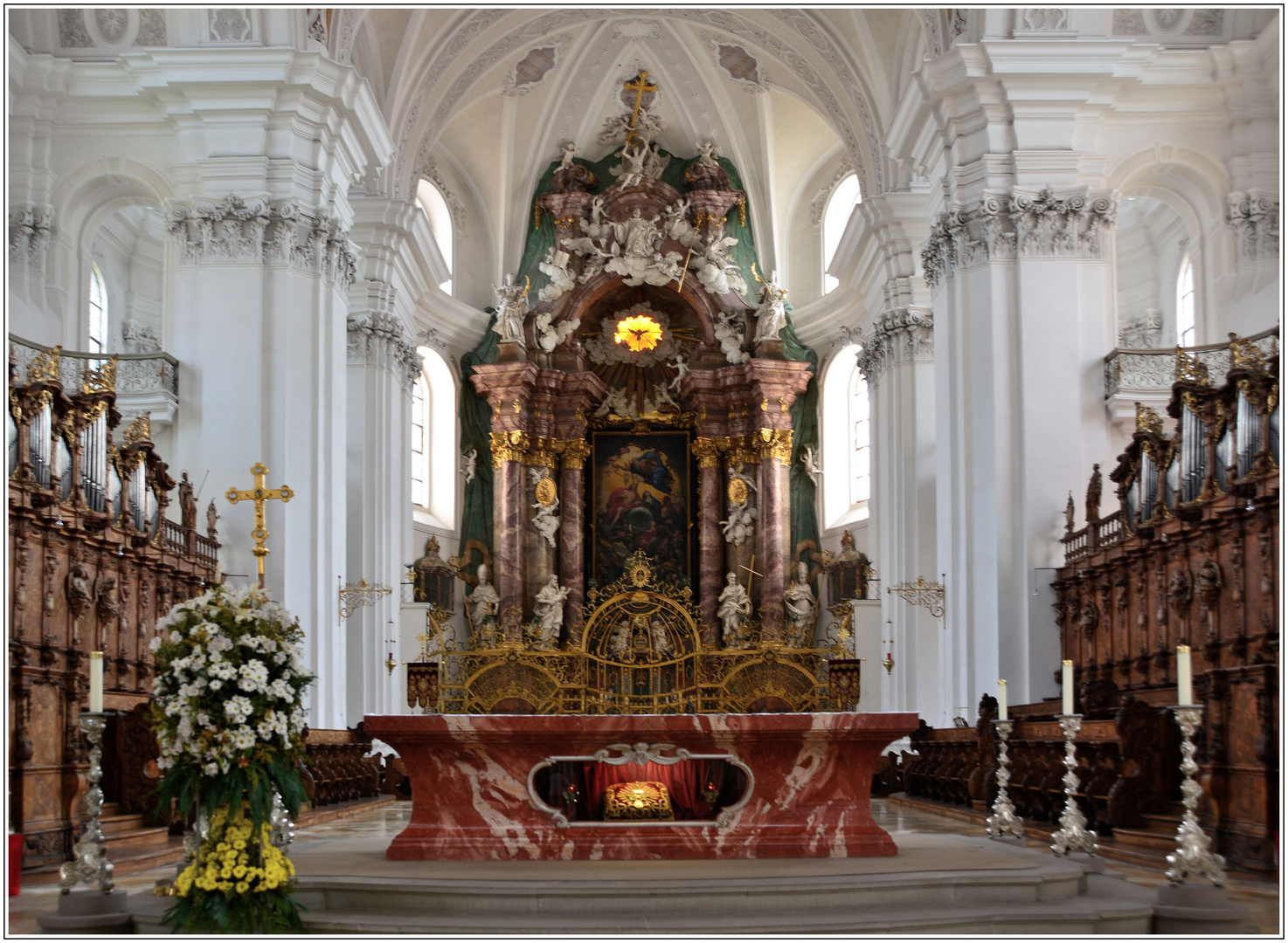 Basilika St. Martin Weingarten (1)