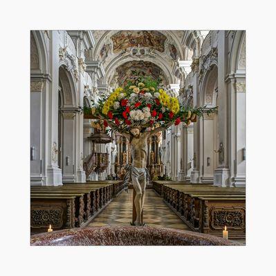 """Basilika St. Mauritius zu Niederaltaich """" Gott zu Gefallen..."""""""