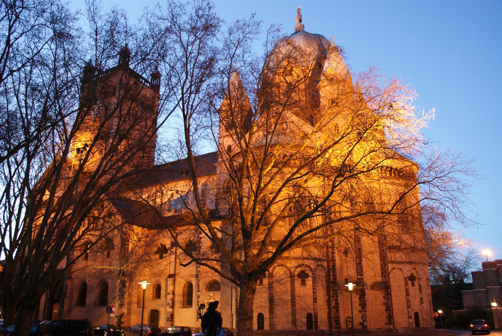 Basilika St. Quirin Neuss 2