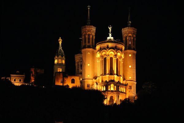 Basilique de fourvière - Lyon