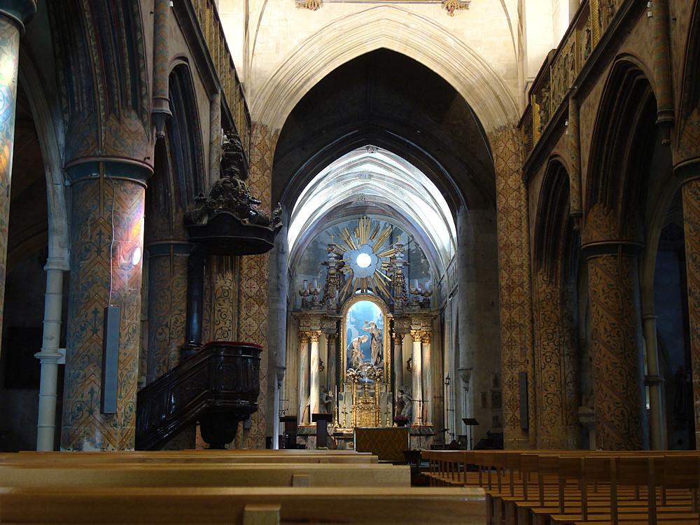 Basilique de la Trinité 2