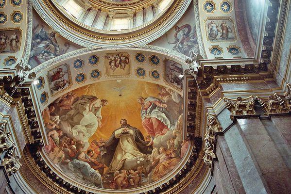 Basilique de San Domenico - BOLOGNA- ITALIE