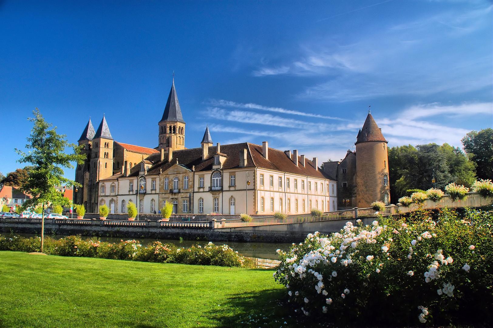 Basilique du Sacre Coeur (Paray le Monial)