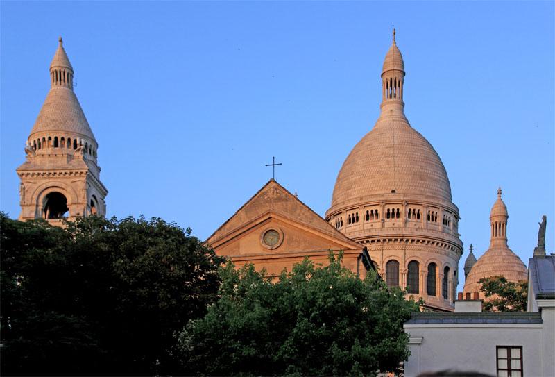 Basilique du sacré coeur Paris