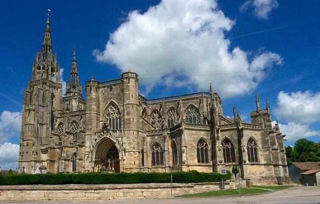 Basilique Notre-Dame-de-l'Epine