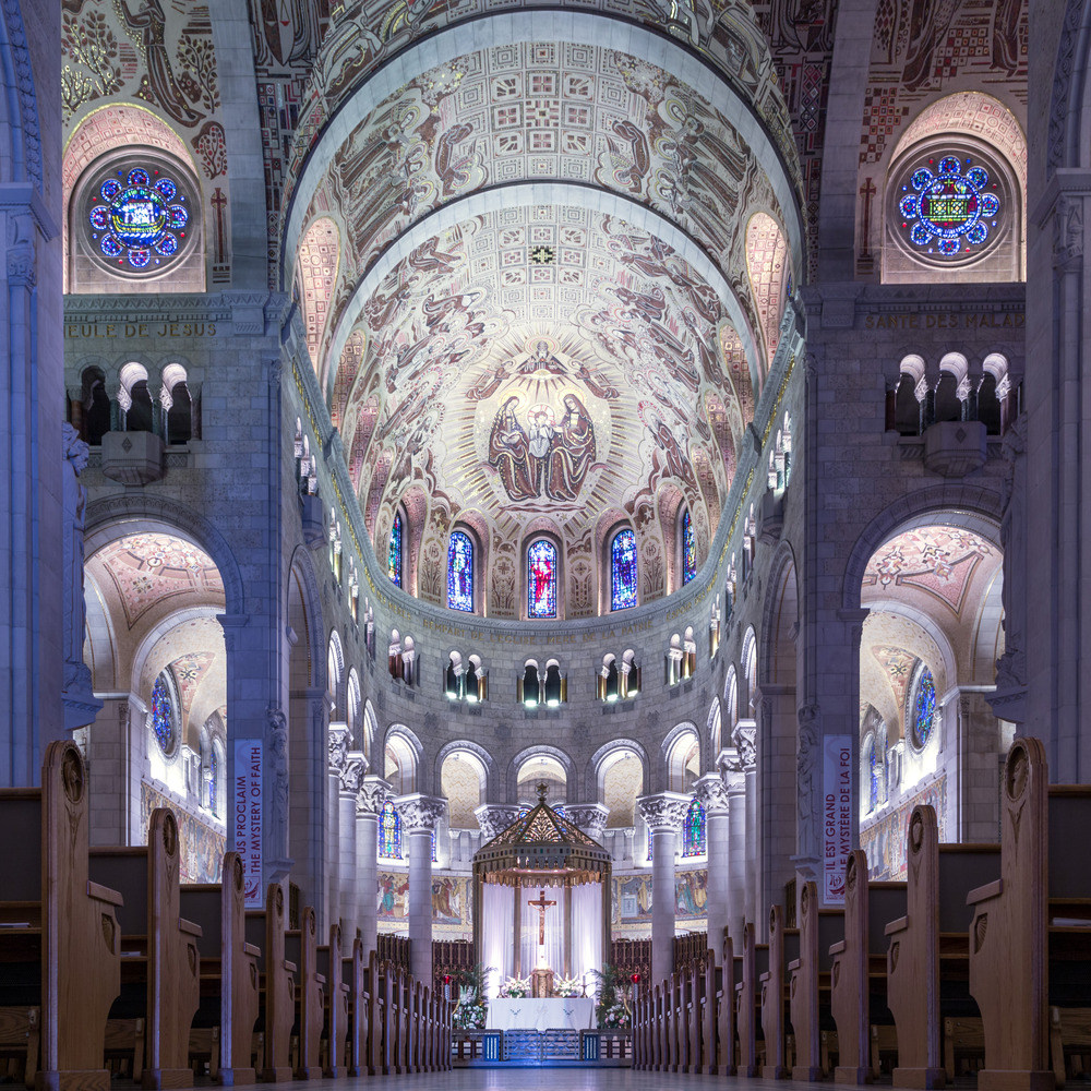 Basilique Sainte-Anne de Beaupré