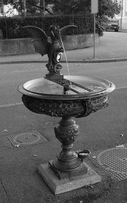 Basilisk-Brunnen