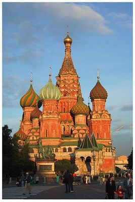 Basilius-Kathedrale am Roten Platz