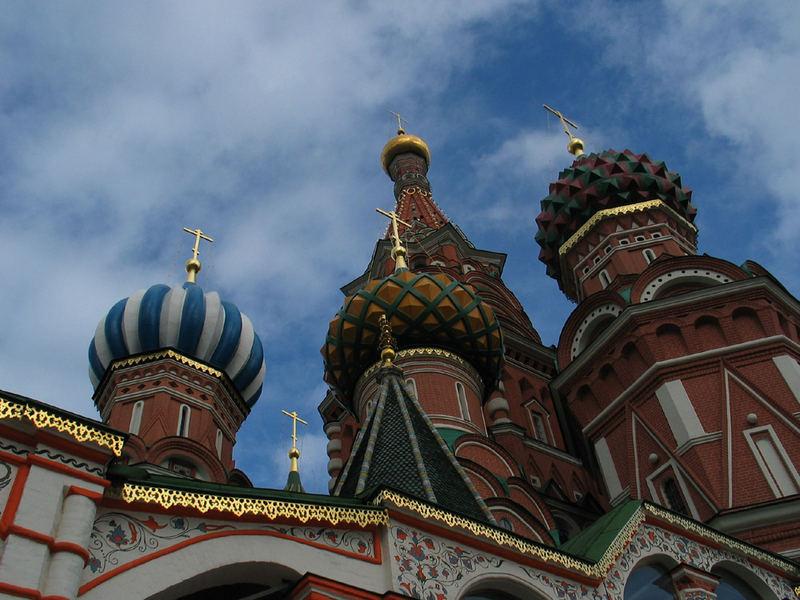 Basilius-Kirche am Roten Platz