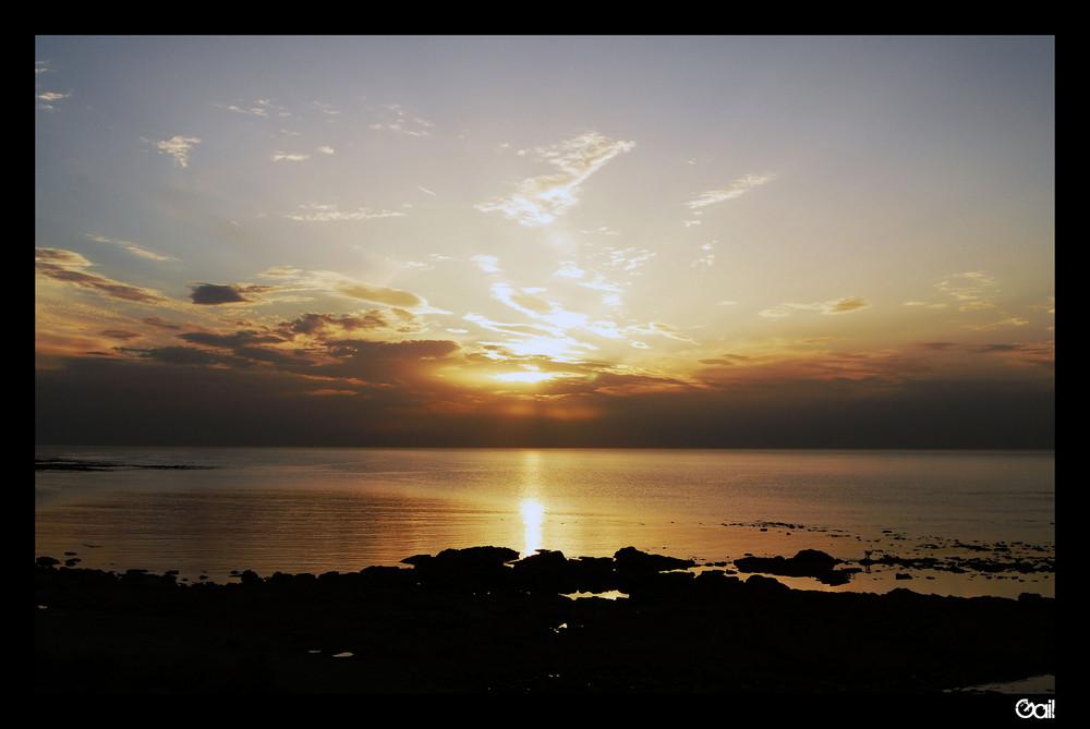 Bask Sunset