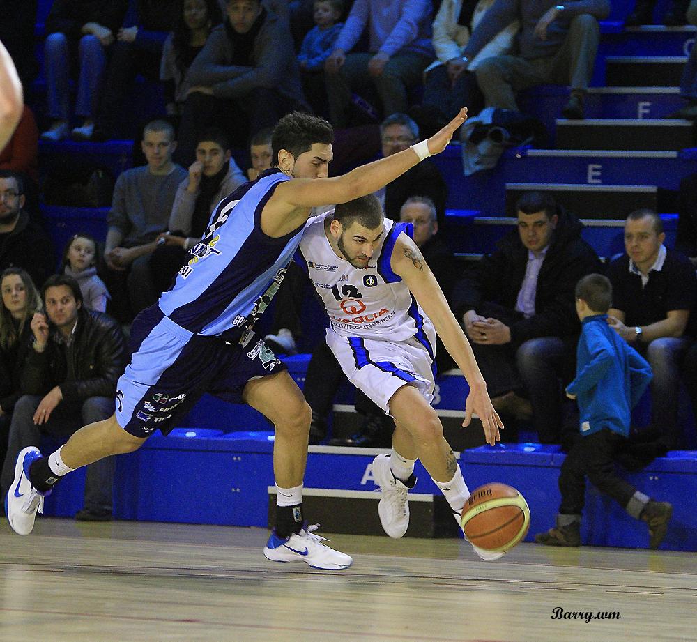 Basket Lièvin- Vosges 2