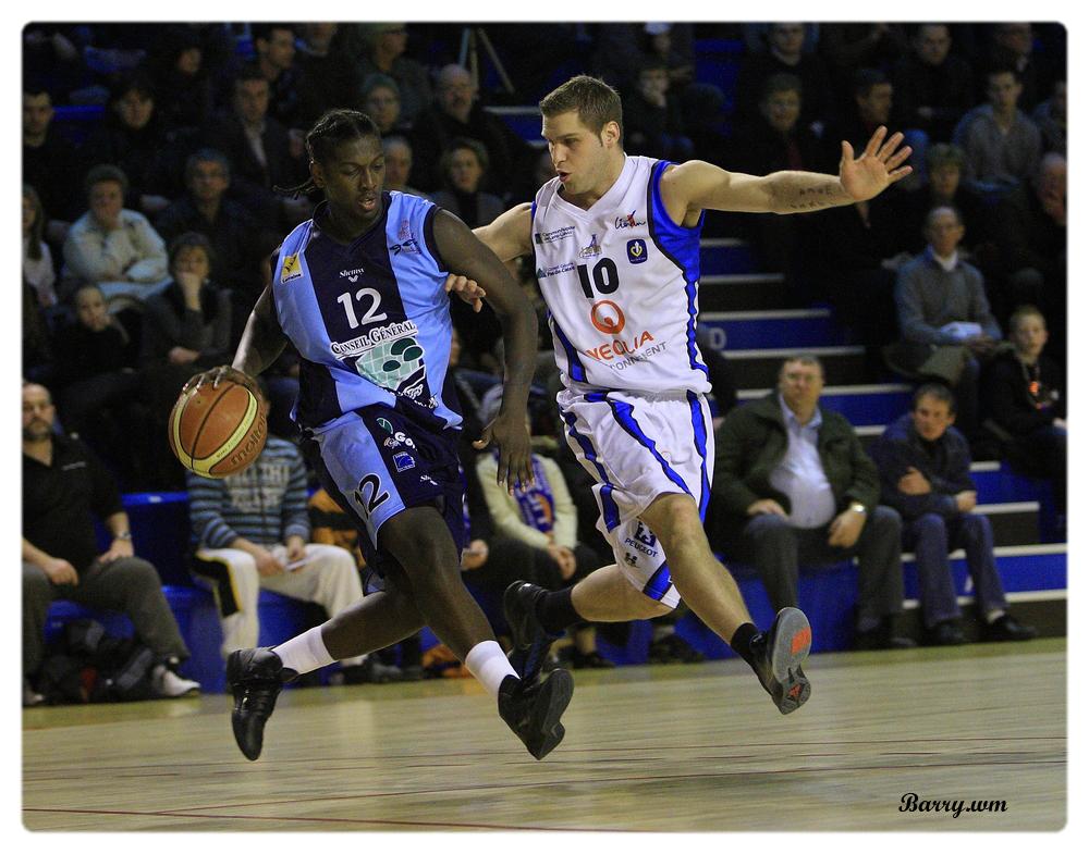 Basket Lièvin- Vosges