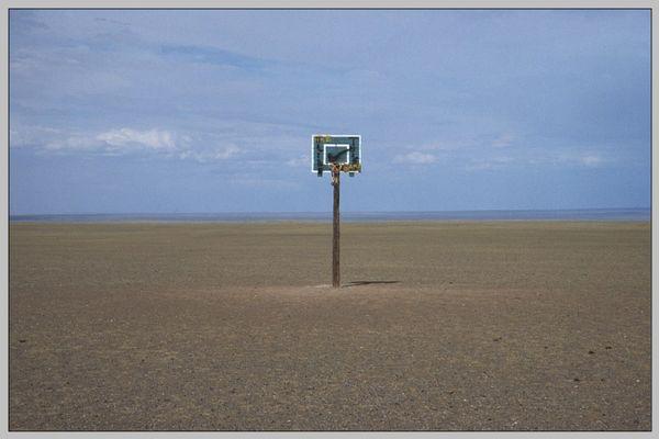 Basketball in der Mongolei