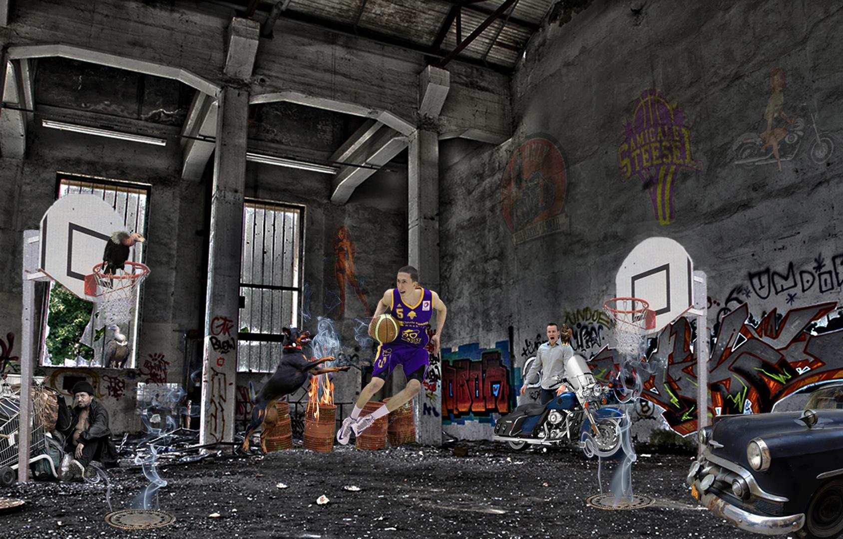Basketball mal anders
