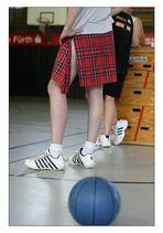 Basketball-Sommermode für den Herren