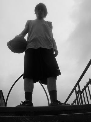 Basketballplayer