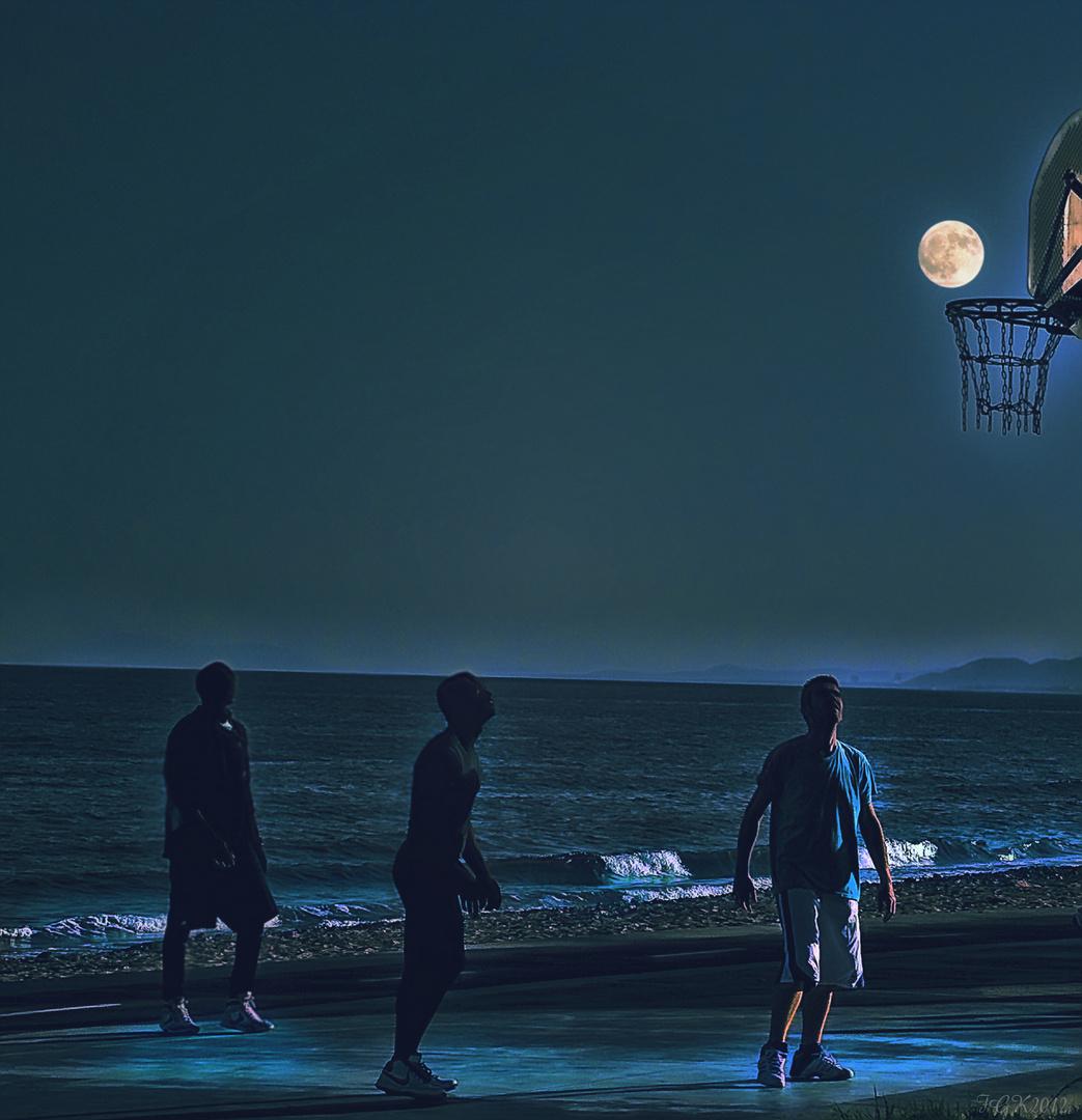 BasketMoon ( A Nadia.Es)
