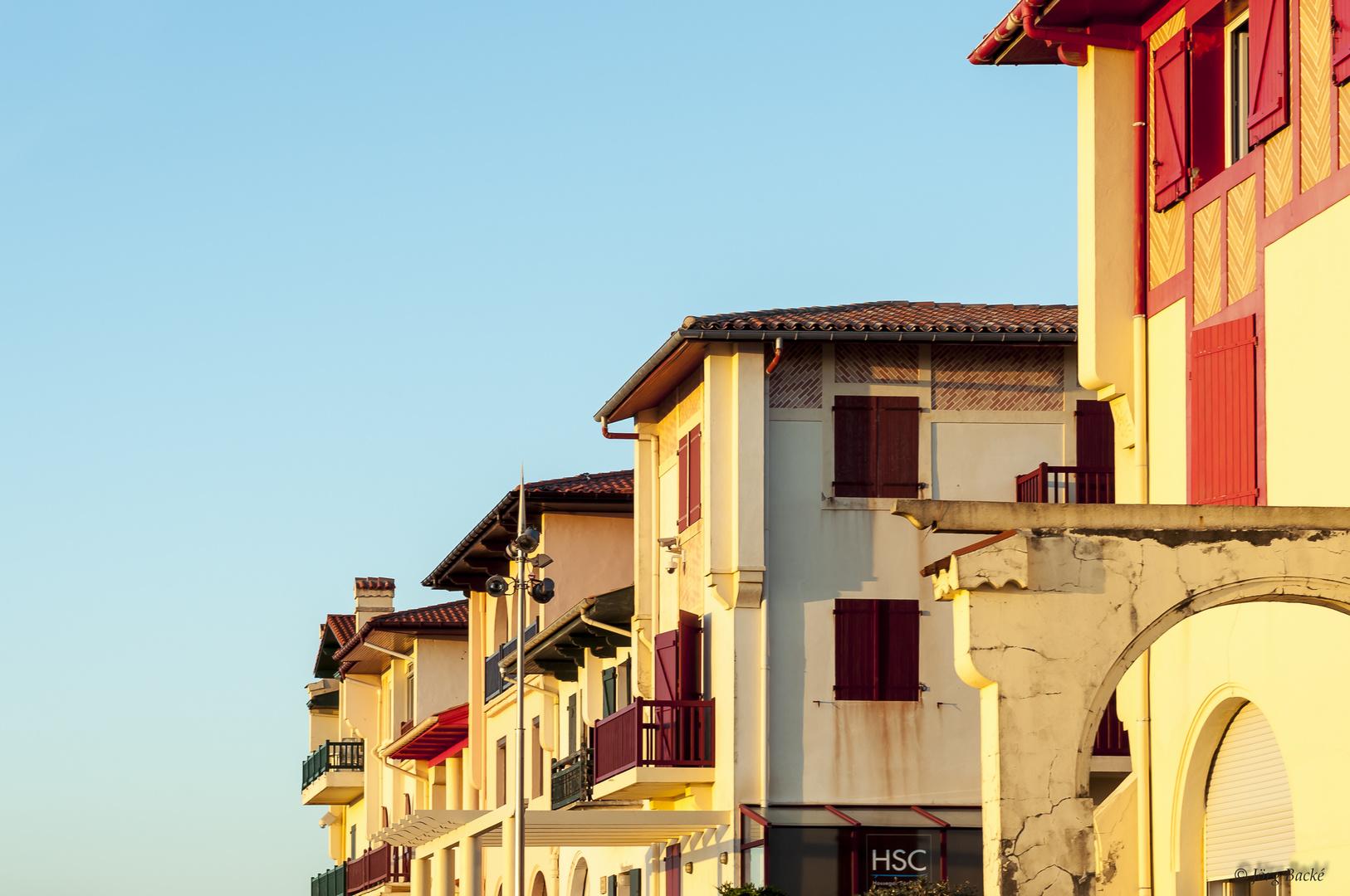 Baskische Architektur