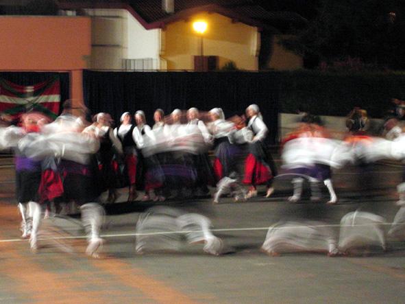 Baskische Folklore