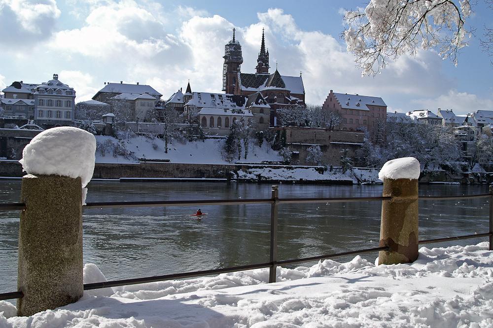 Basler Schneezauber März 2006 Nr. 1