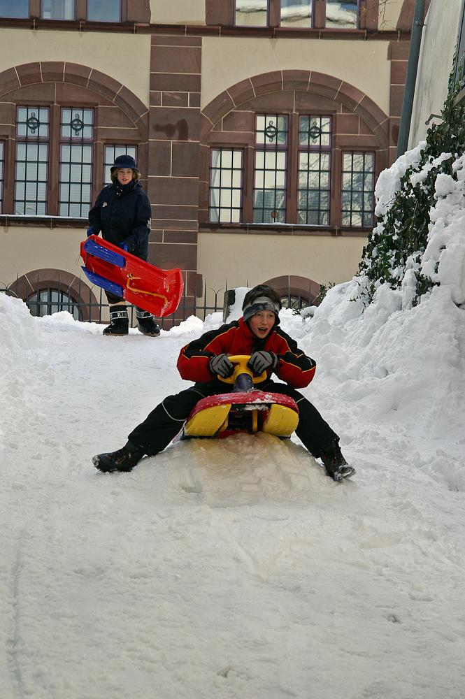 Basler Schneezauber März 2006 Nr. 6