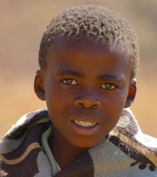Basotho Boy