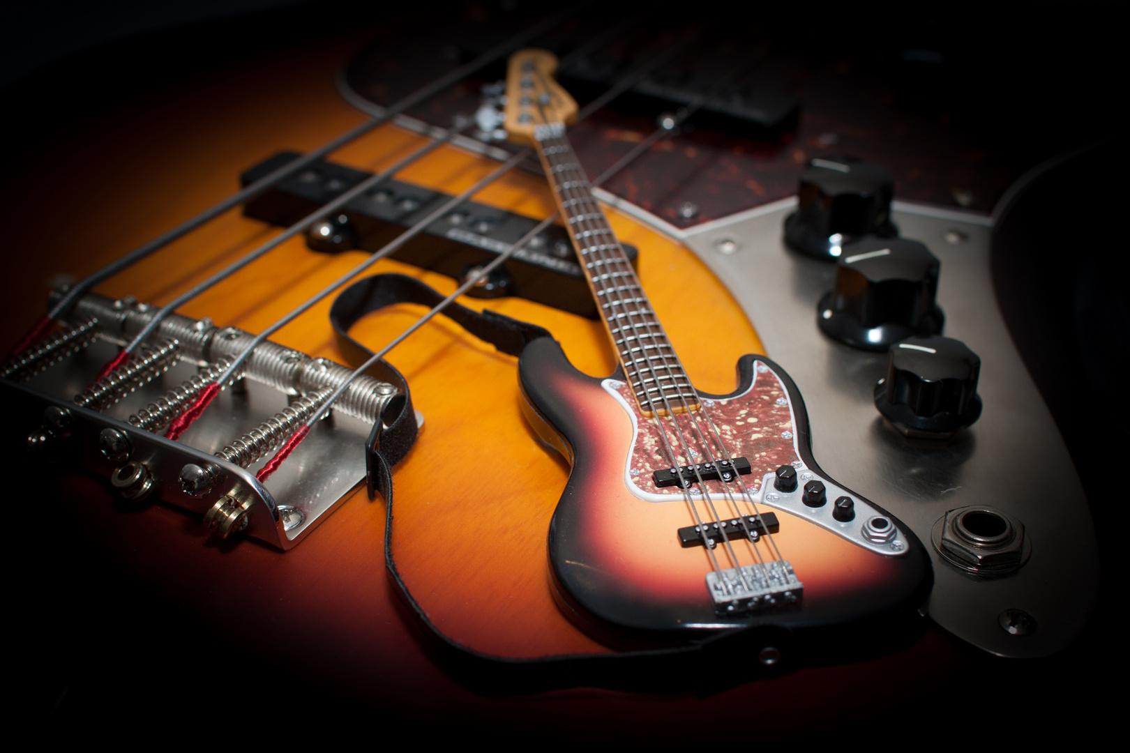 Bass on Bass