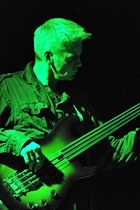 Bass - St. Patrick's Day concert 2014