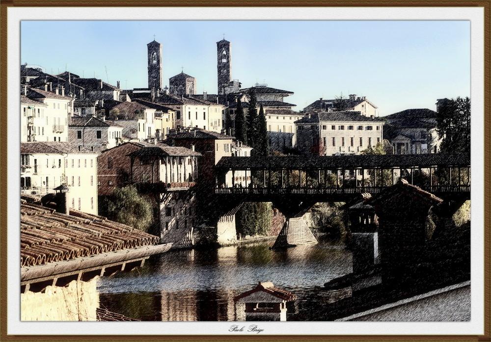 Bassano e il suo ponte