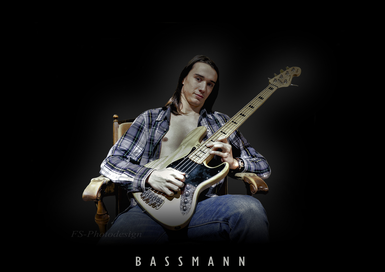 """""""Bassmann"""""""