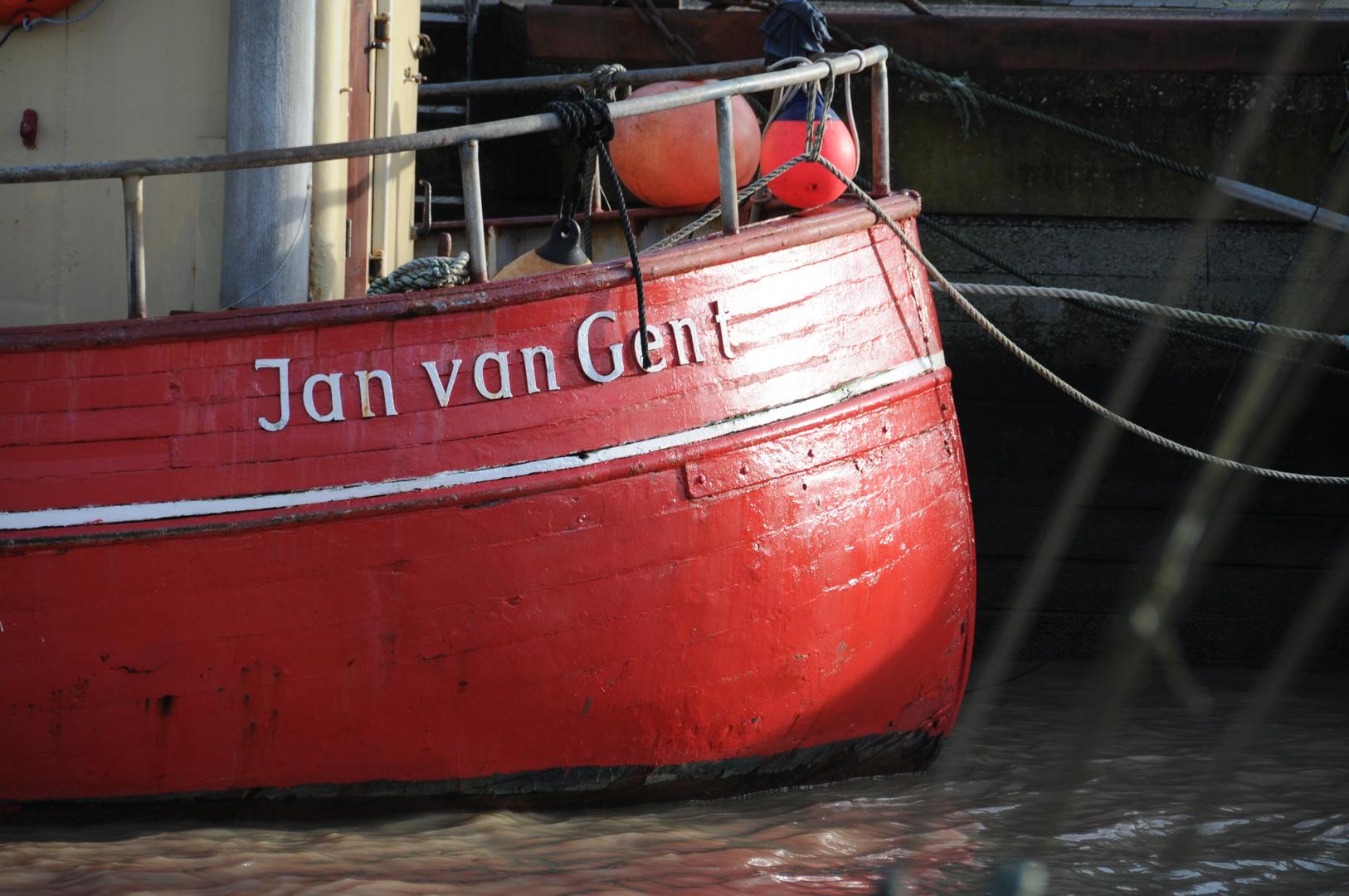 Basstölpel = Jan van Gent