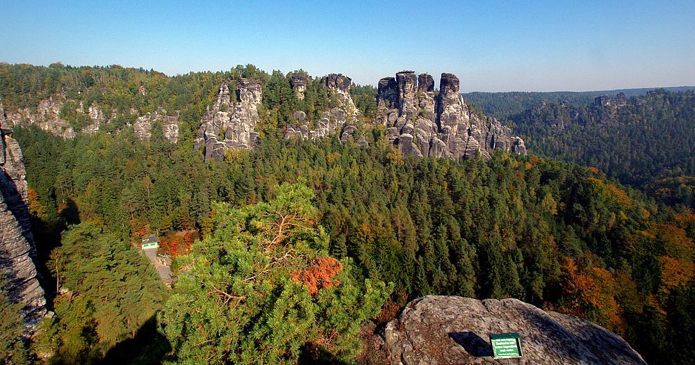 Bastei Gebirge