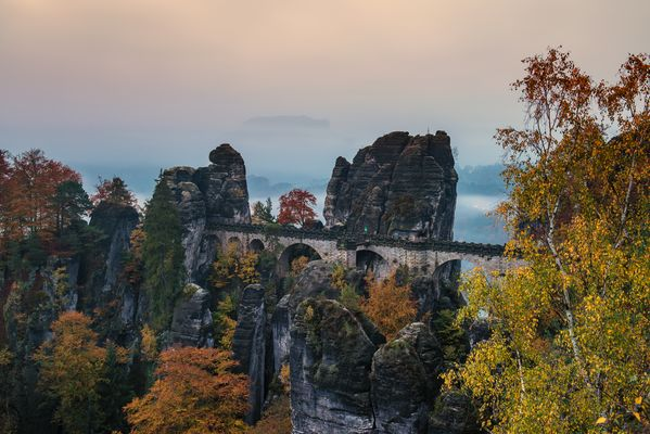 Basteibrücke Rathen