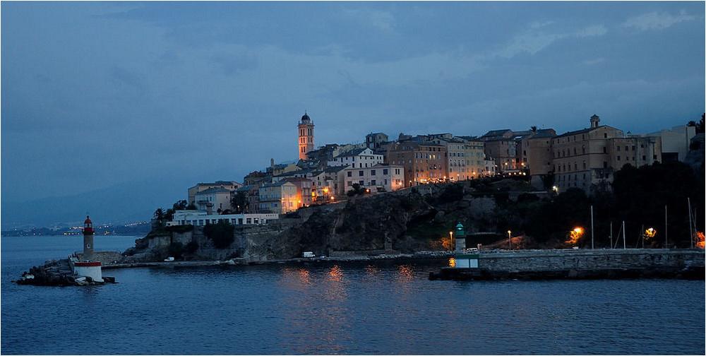 Bastia - Abschied