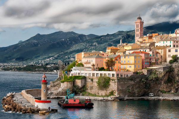 Bastia (Fr) - Particolare del porto