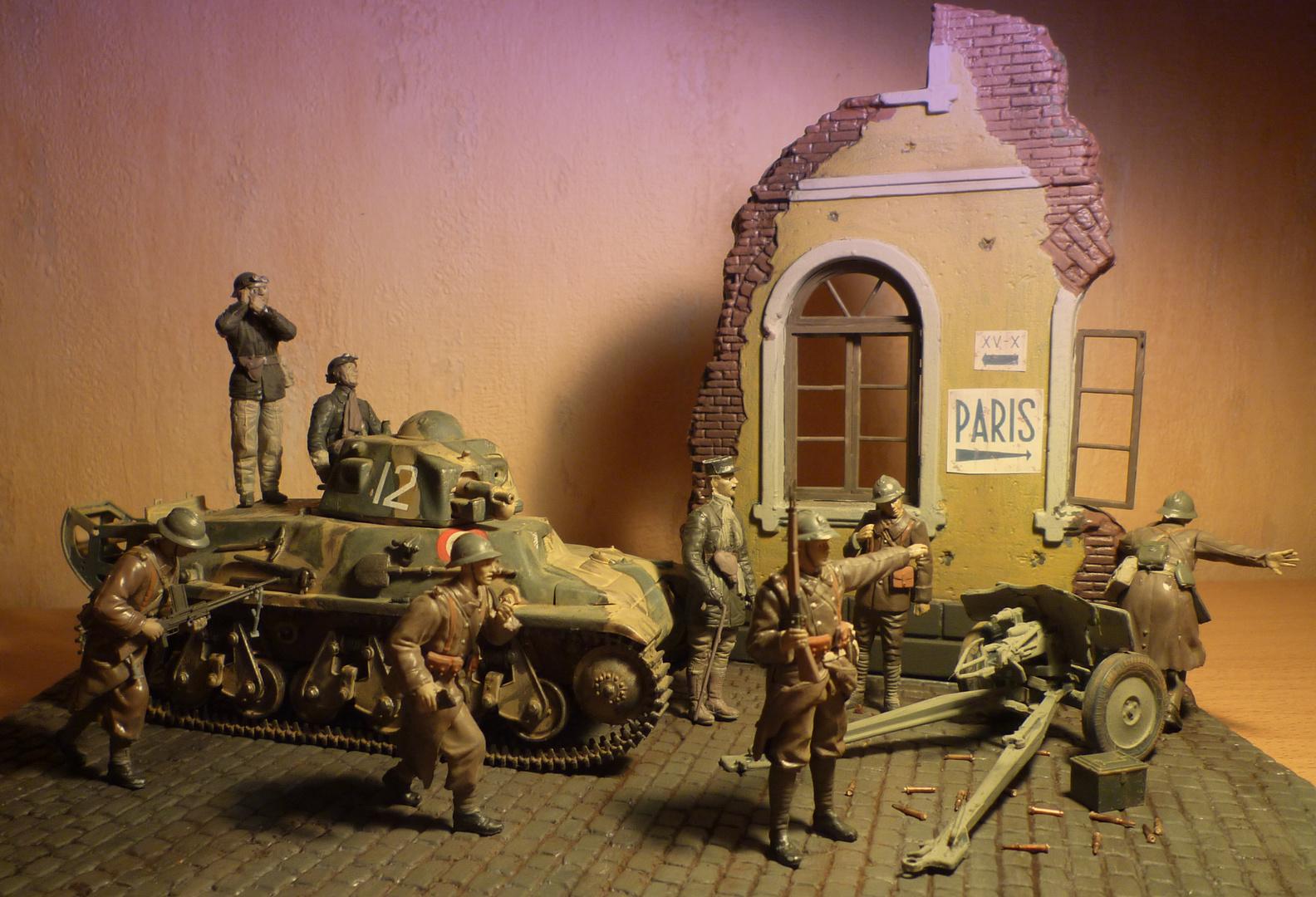 Bataille de Bulson 1940