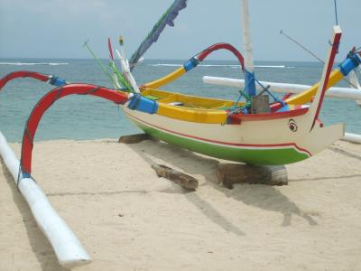 bateau marrant