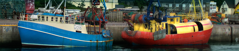 bateaux à quai