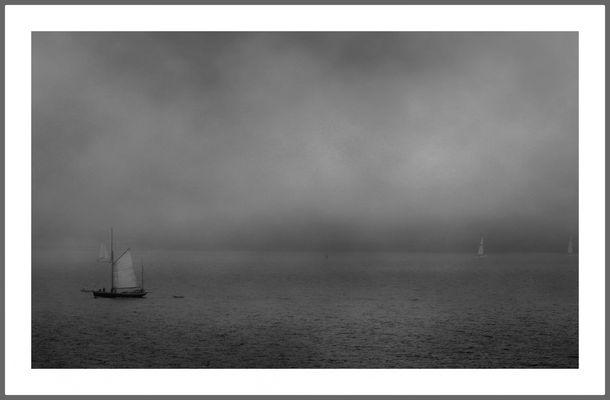 bateaux dans l'ö