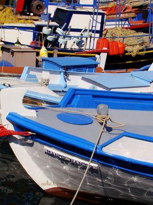 Bateaux de Malia