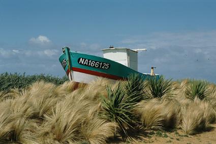 bateaux et dunes