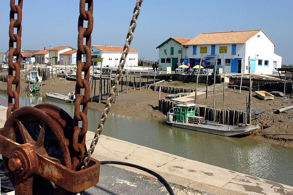 Bateaux Marennes