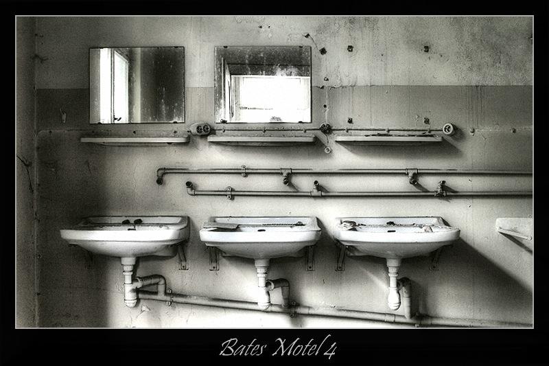 Bates Motel - Waschraum