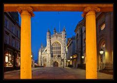 Bath - Römische Bäder und Abtei (reload)