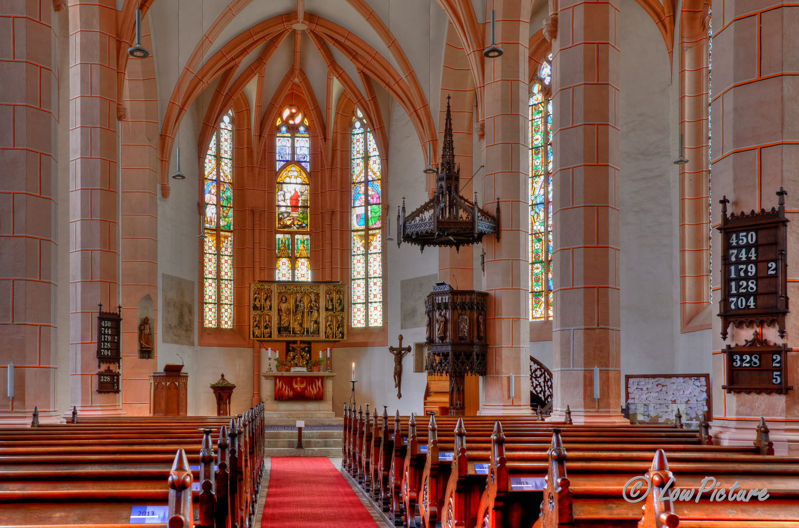 Batholomäi-Kirche Altenburg